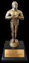 Oliver Award Trophy