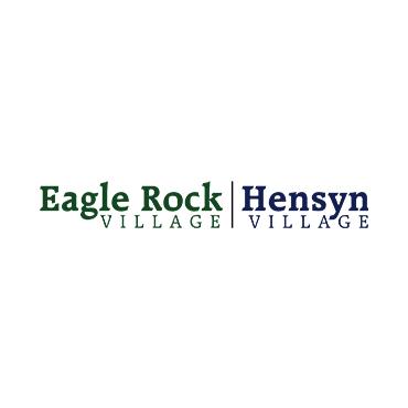 Eagle Rock Village/Hensyn Village logo
